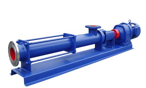 产品展示 水泵类  单螺杆是按迥转啮合容积式原理工作的新型泵种,主要